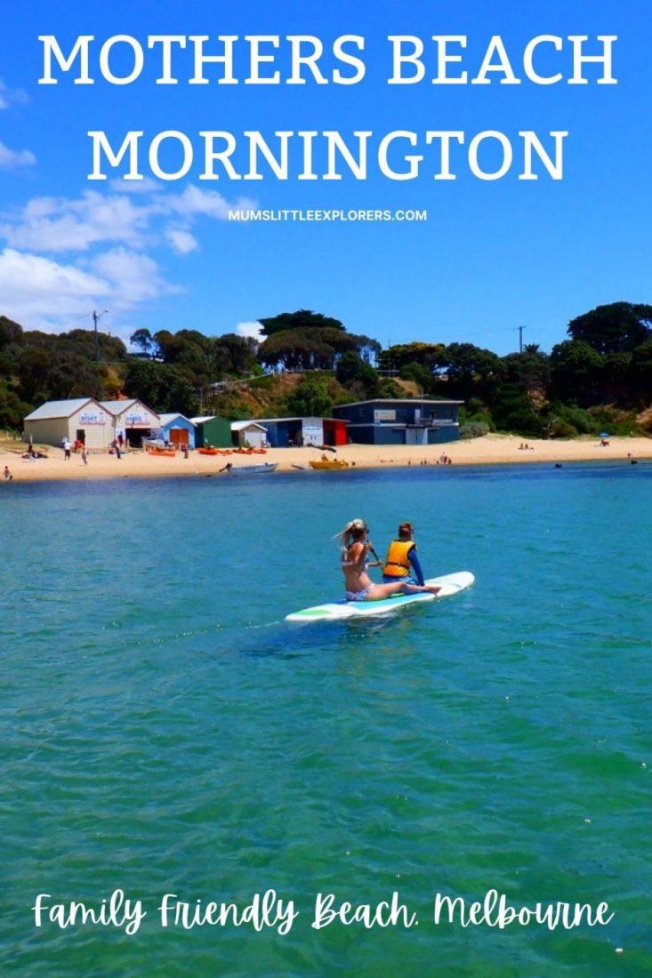 Mornington Beach - Mothers Beach