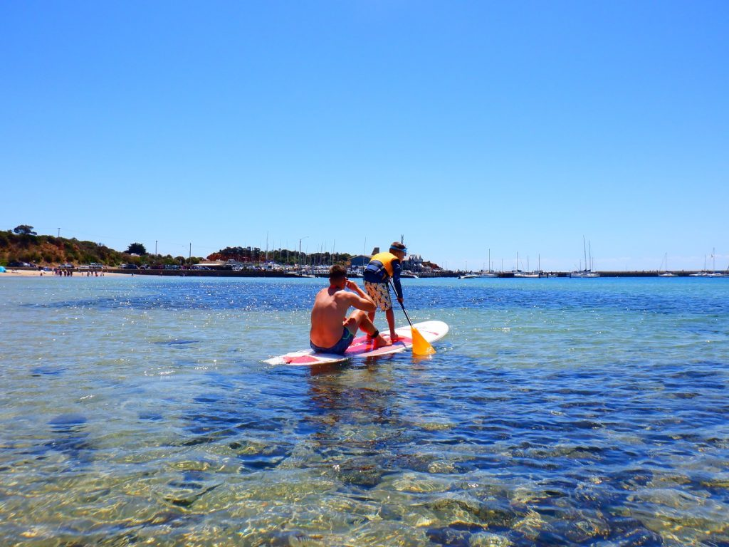 Mornington Stand Up Paddle Board