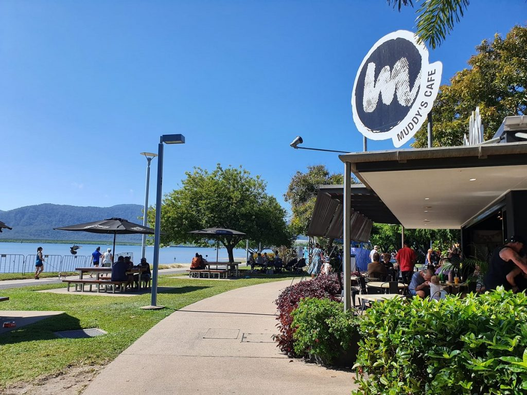 Muddy's Cafe Cairns with Kids