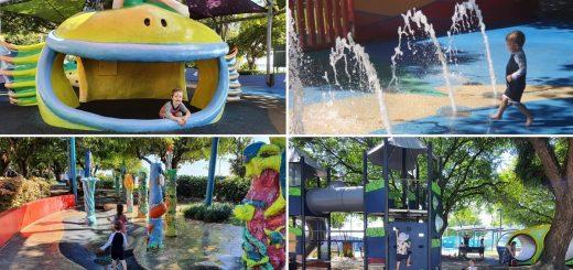 Muddys Playground Cairns with Kids