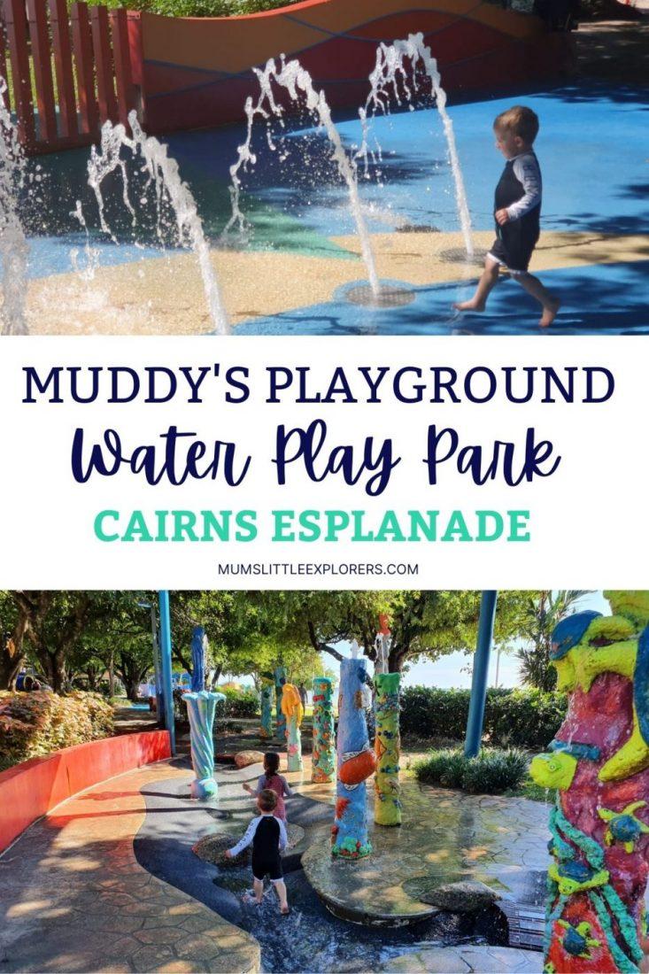Muddy's Playground for Kids Cairns Esplanade