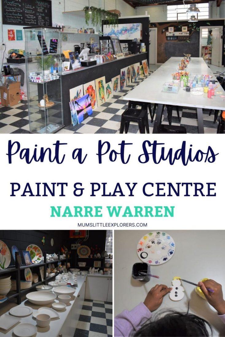 Paint a Pot Narre Warren