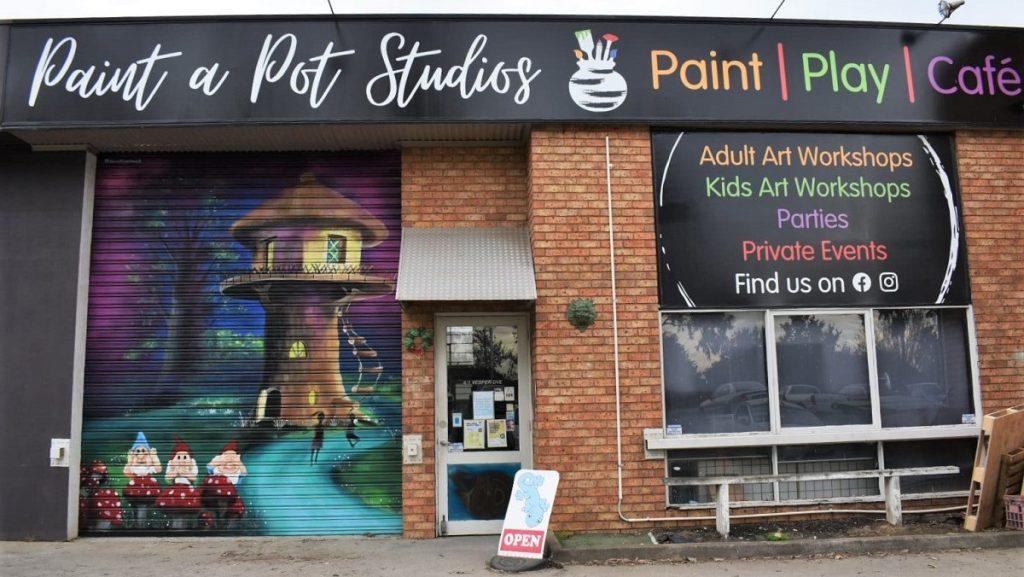 Paint a Pot Studios Narre Warren