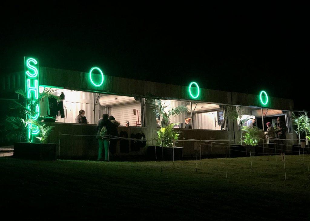 Rising Festival Food