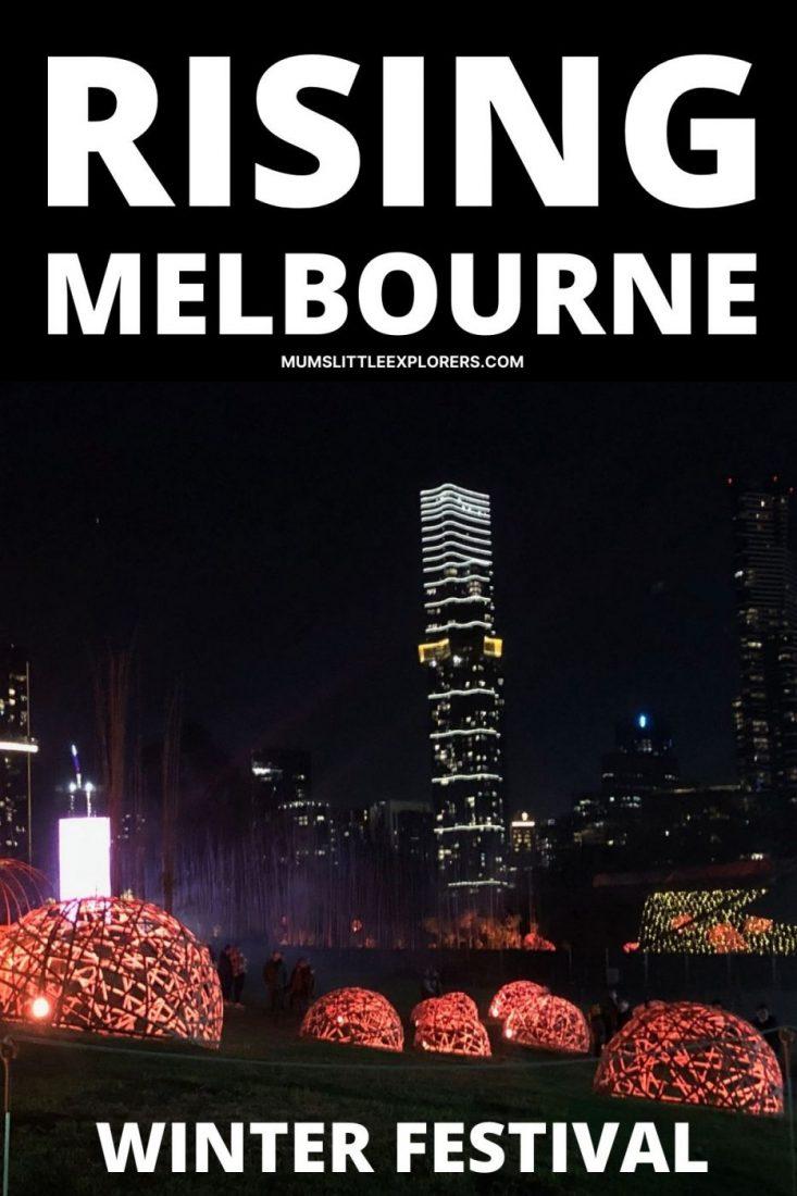 Rising Melbourne Winter Festival