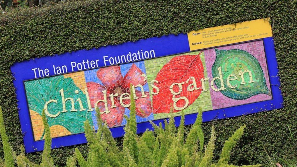 Royal Botanic Garden Children's Garden