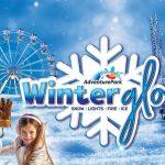 Winter Glow at Adventure Park – Snow, Lights, Fire, Ice