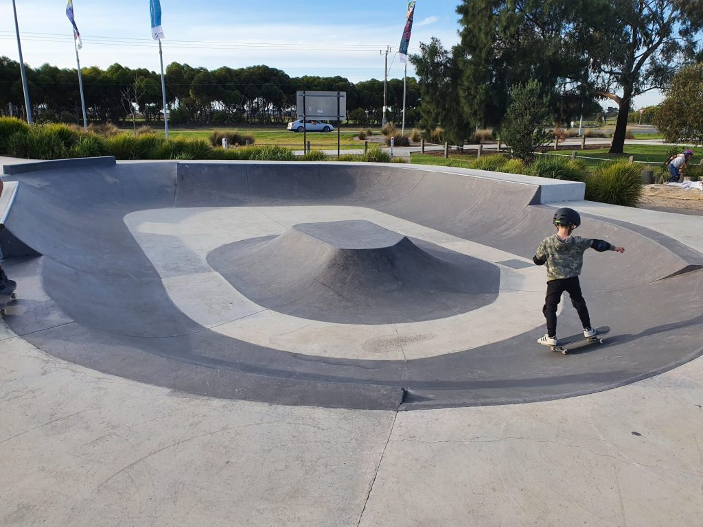 Altona Meadows Skate Bowl