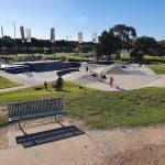 HD Graham Reserve Skate Park & BMX Park, Altona Meadows