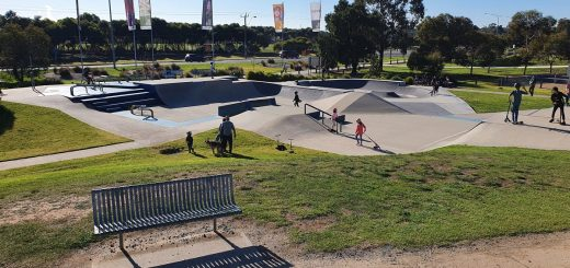 Altona Meadows Skate Park