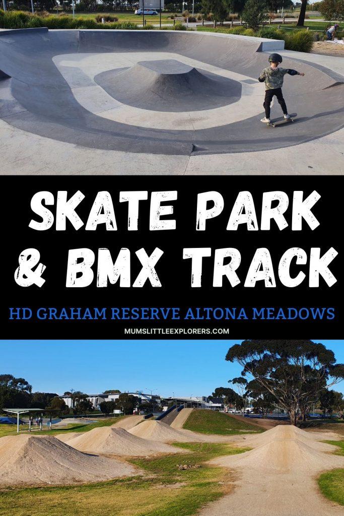 Altona Meadows Skate Park & BMX Track