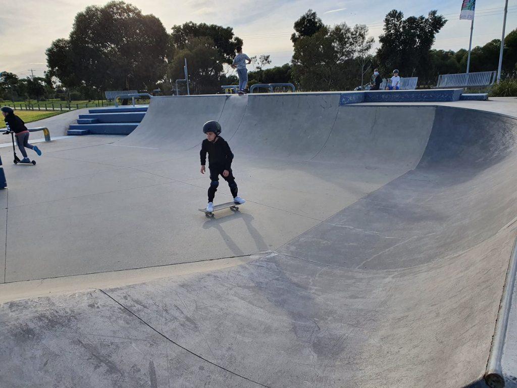 Altona Meadows Skate Park Drop ins