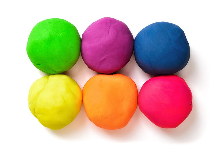 Best Home-Made Playdough Recipe To Make At Home