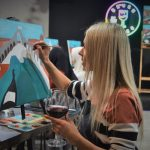 Brush by the Vines, Mill Park – Paint & Sip
