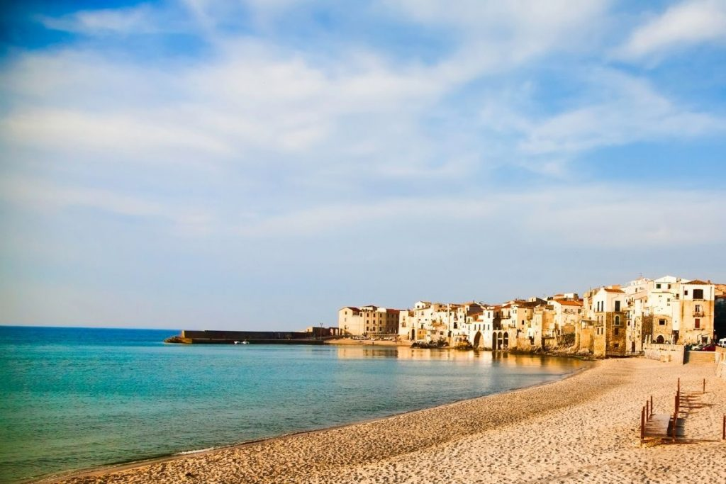Cefalù Sicily Italy