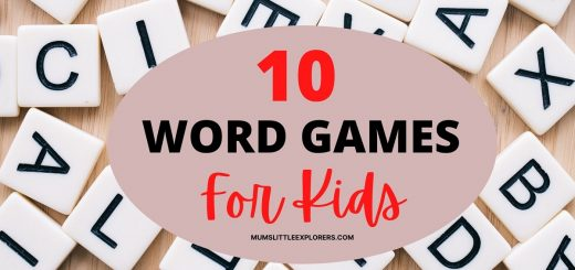 Vocabulary Games Word Games for Kids