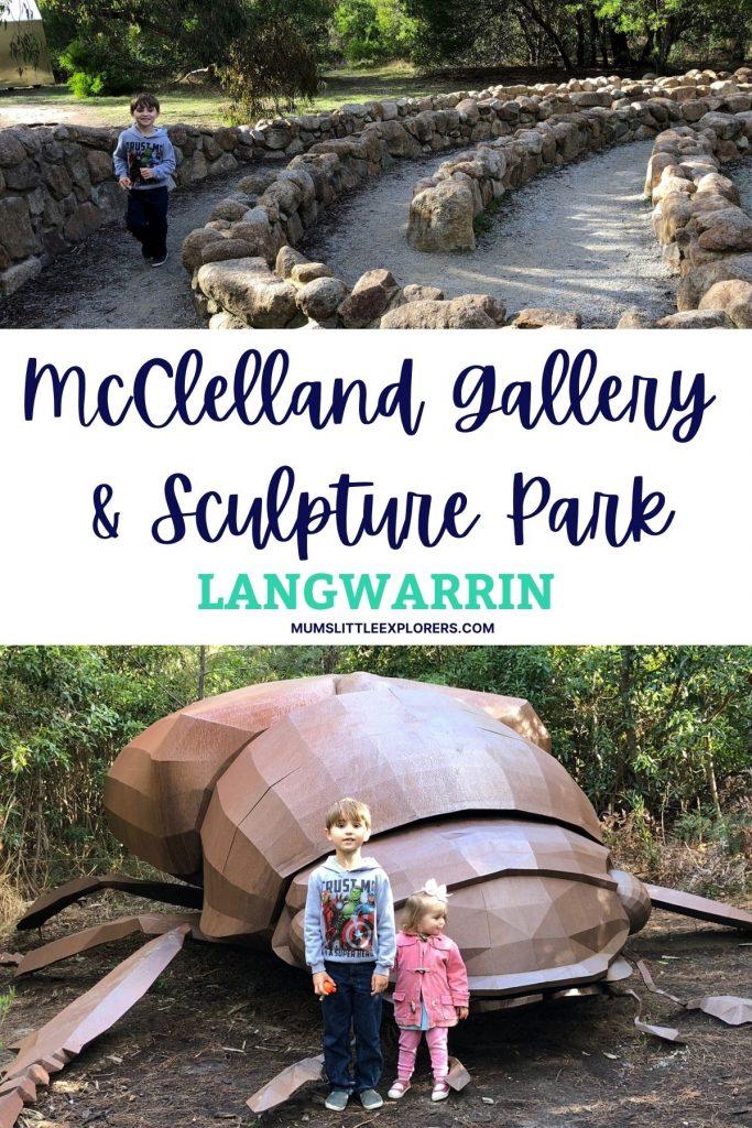 McClelland Gallery and Sculpture Park, Langwarrin