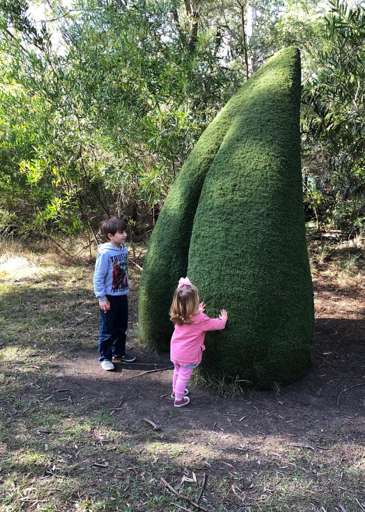 McClelland Sculpture Park 3