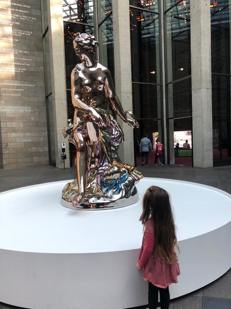 National Gallery Victoria Sculpture