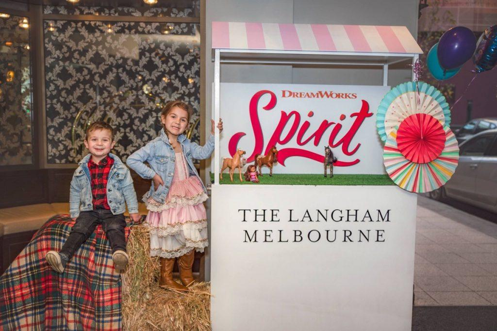 Spirit Langham High Tea