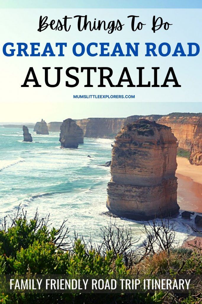 Things to do Great Ocean Road with Kids Itinerary