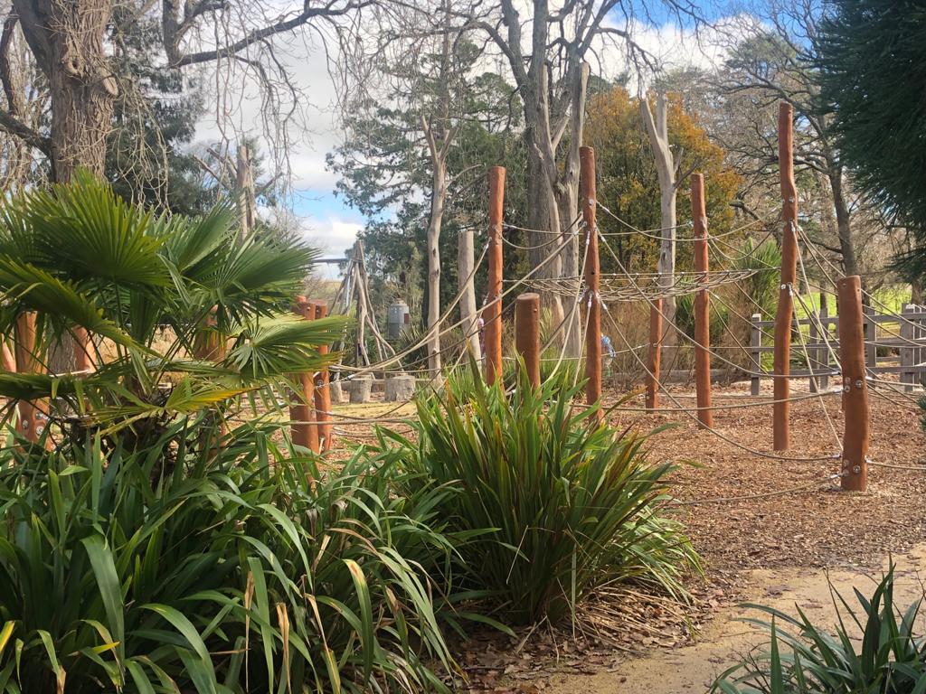 Botanical Gardens Maze Kyneton