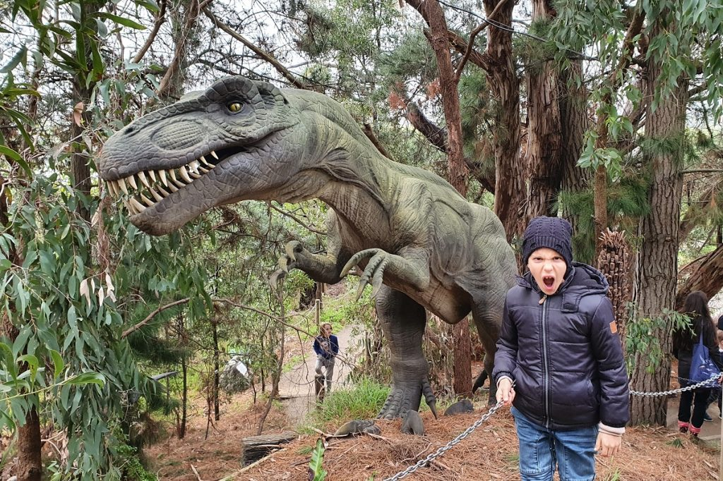 Dinosaur Walk Dinosaur World