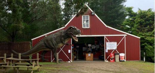 Dinosaur World Sommerville melbourne