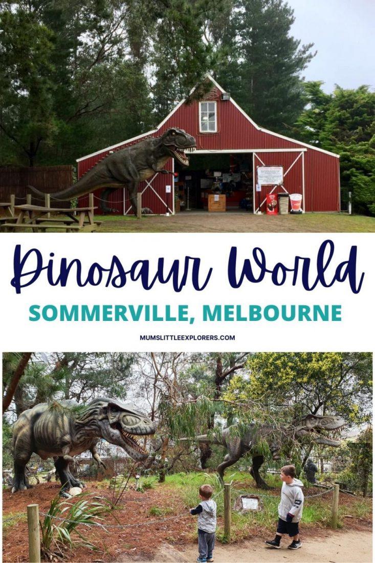 Dinosaur World Sommerville