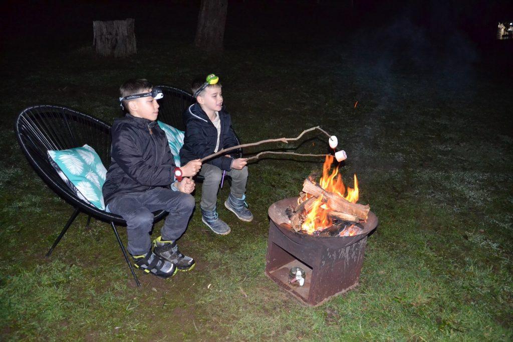 Glamping Firepit iLuka