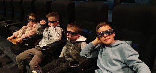 IMAX Melbourne 3D cinema experience