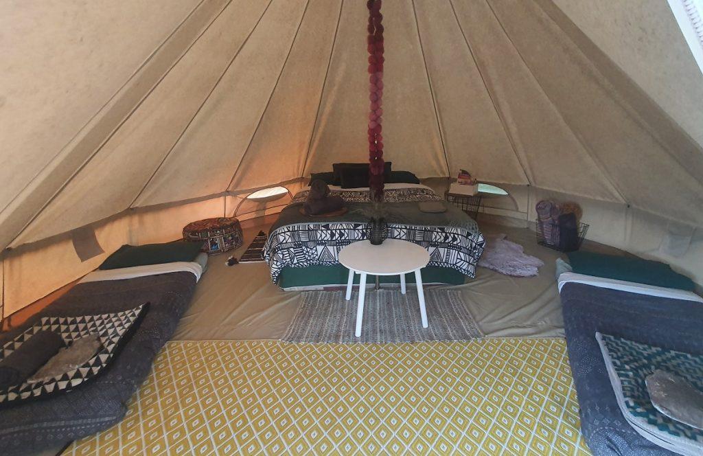 Iluka Glamping tents