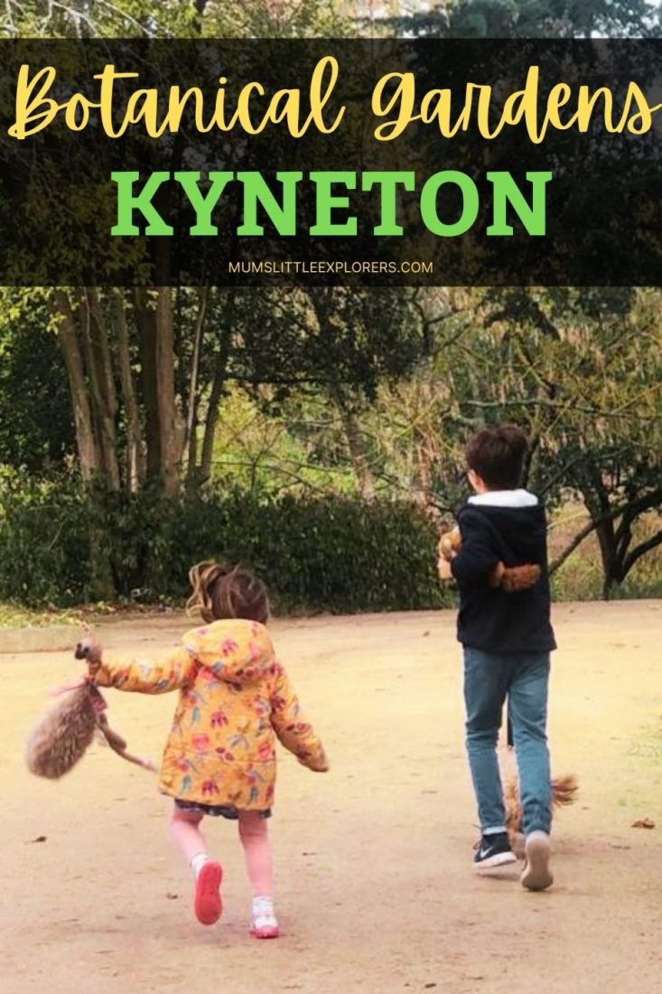 KYNETON Botanical Gardens