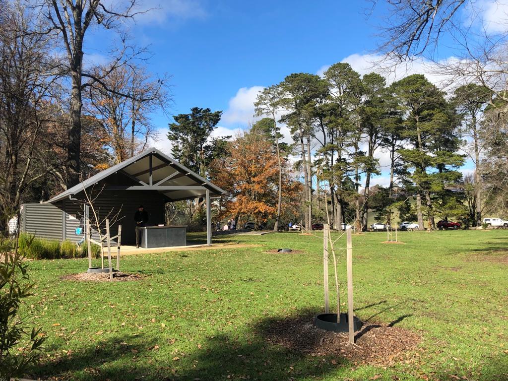 Kyneton Botanical Gardens BBQ