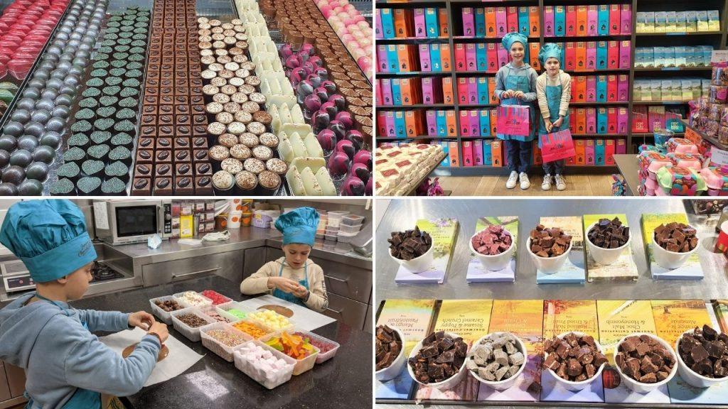 Mornington Peninsula Chocolaterie Flinders