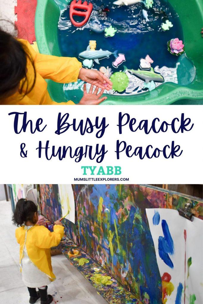 The Busy Peacock Tyabb