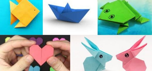Easy Origami for Kids Instructions