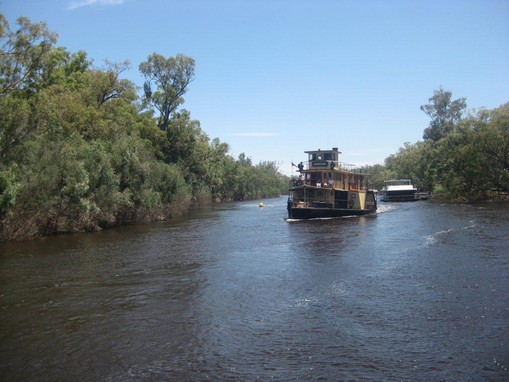 Echuca Places to visit in Victoria