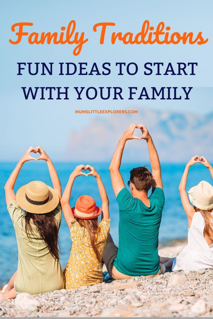 Family Tradition Ideas to Start