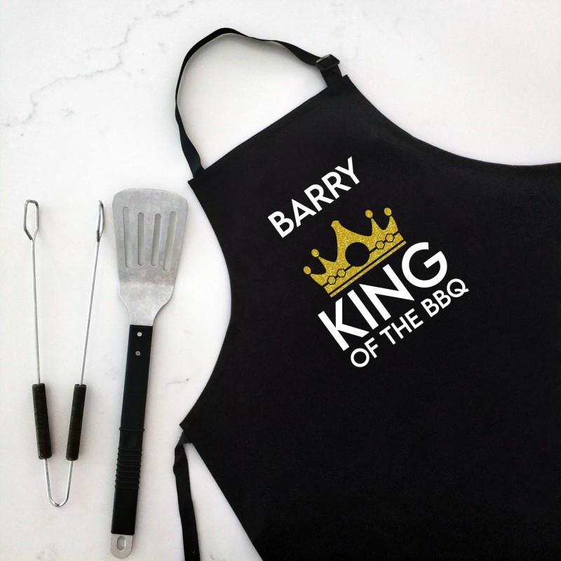 Fathers Day Gift Personalised Apron