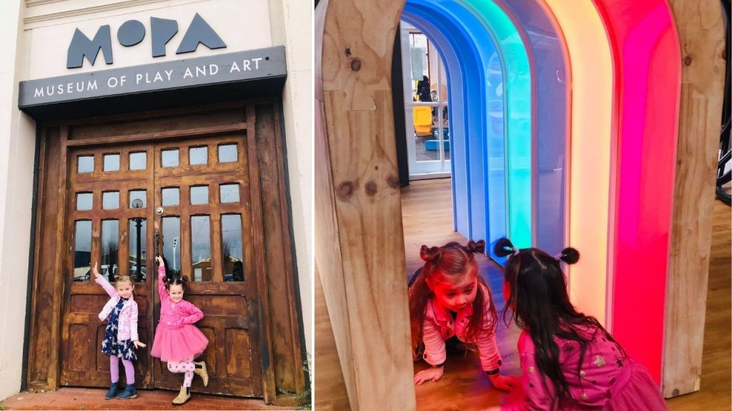 MOPA Museum of Play and Art GEELONG