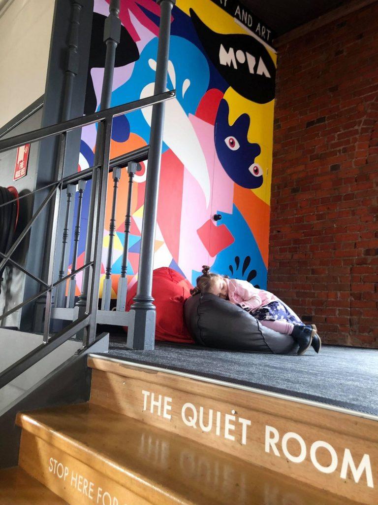 MOPA Quiet Room Kids Museum