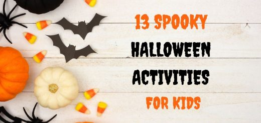 13 Halloween Activities for Kids at Home