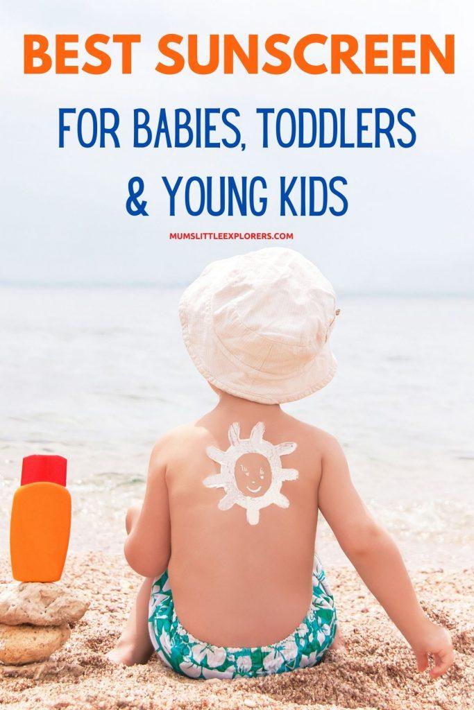 Best Sunscreen for Babies & Kids Australia