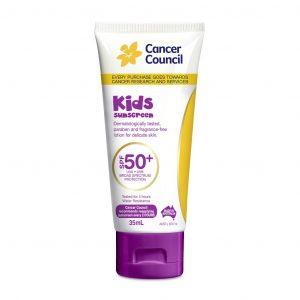Cancer council kids sunscreen