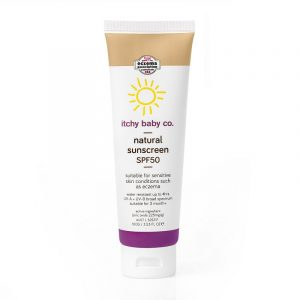 itchy baby co sunscreen for kids