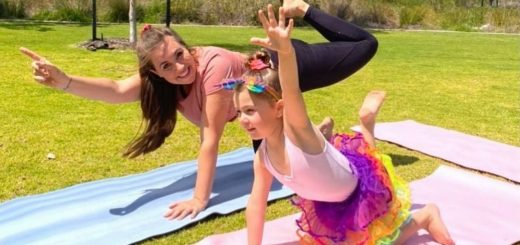Benefits of Yoga for Children