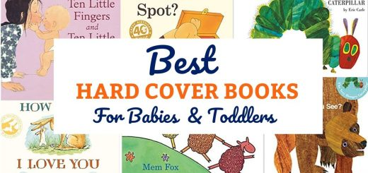 Best Board Books for Toddlers & Young Kids