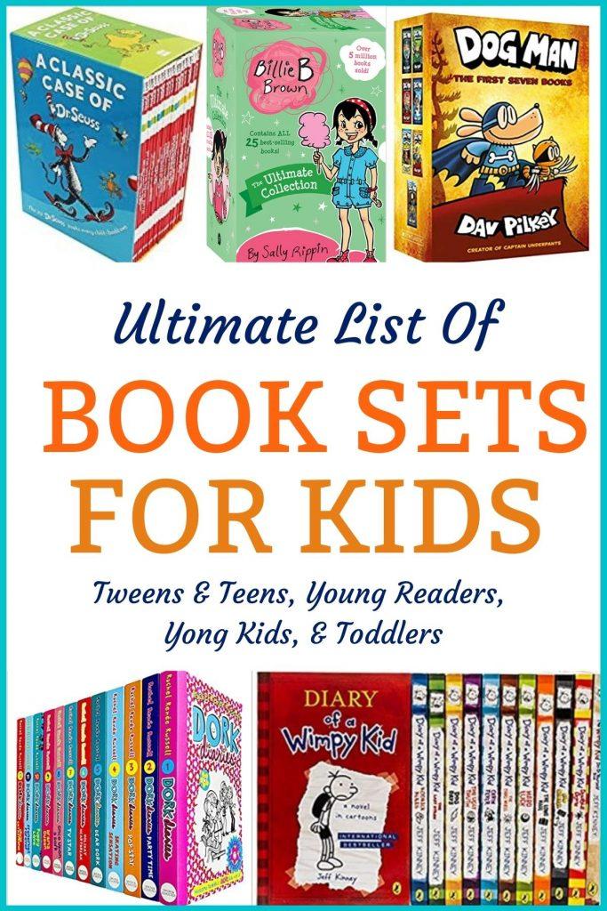 Best Book Sets for Kids