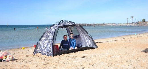 Best beach tent for kids and families